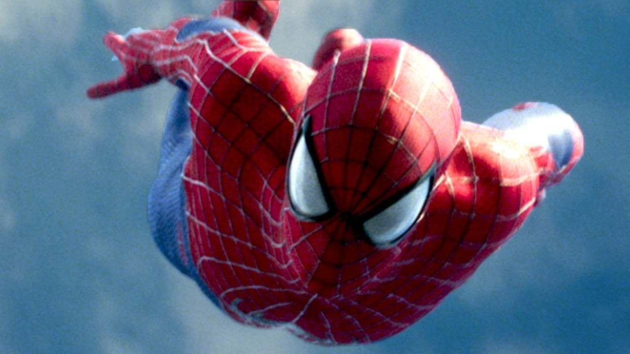 Free Fall Facebook Wallpaper Quot Free Fall Quot The Amazing Spiderman 2 Movie Clip Ultra Hd