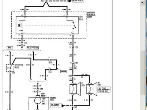 2006 gmc suburban ledningsdiagram