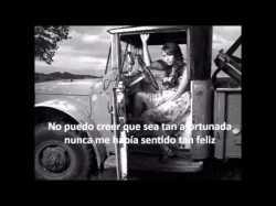 Miley Cyrus- One in a million (Letra en español)