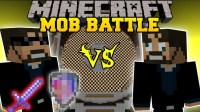 SSUNDEE VS DERP SSUNDEE - Minecraft Mod Battle - Mob ...