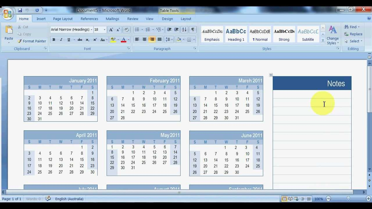 Google Calendar Get The New App For Android And Iphone How To Create A Calendar In Microsoft Word Youtube