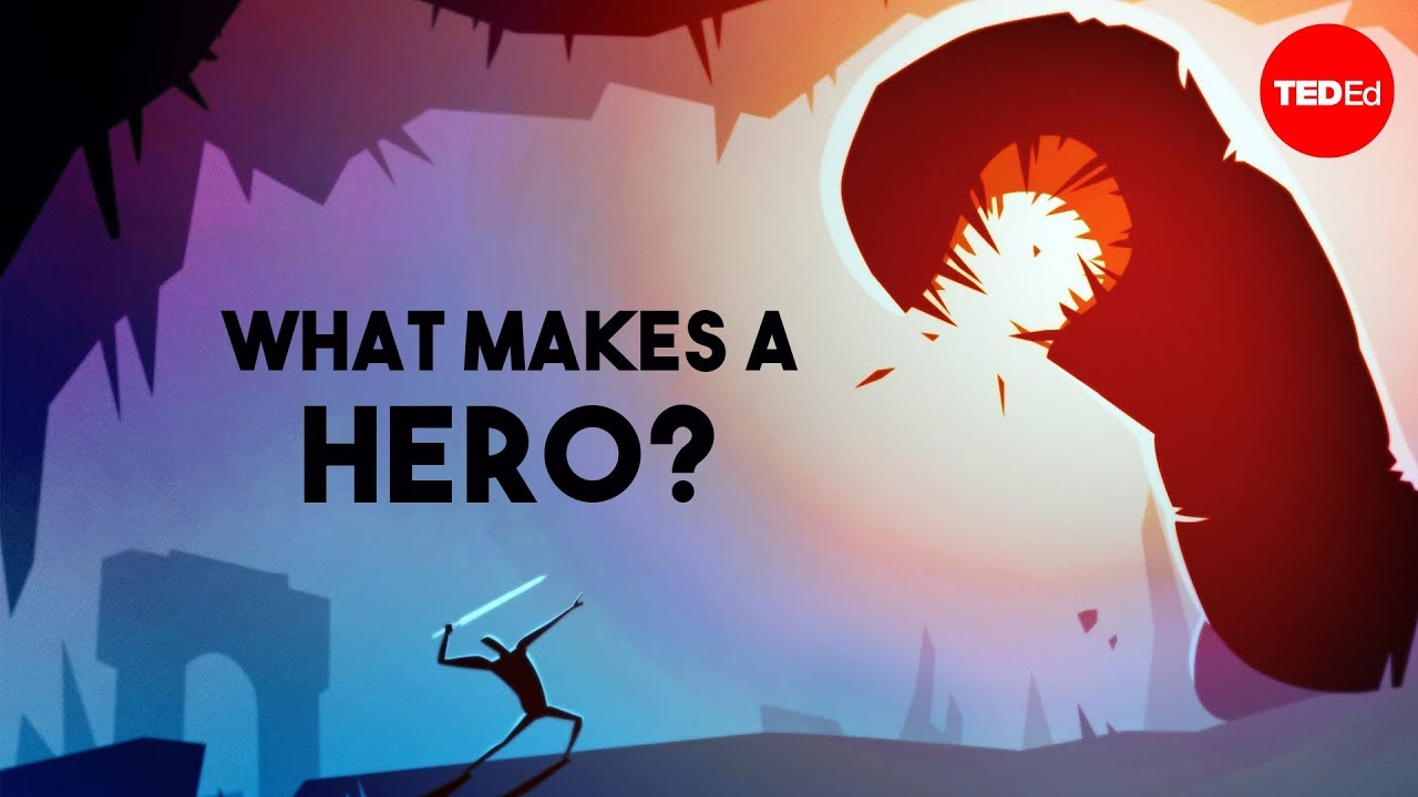 Literary Wallpaper Quote What Makes A Hero Matthew Winkler Youtube