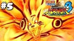 Naruto Kurama Bijuu Mode vs 6 Bijuus #5 Naruto Shippuden Ultimate ...