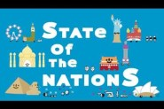 Video: Opening titles for State of the Nations, session 8 of TEDGlobal 2013
