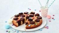 Rezept: Kinder-Party-Kuchen von Dr. Oetker - YouTube