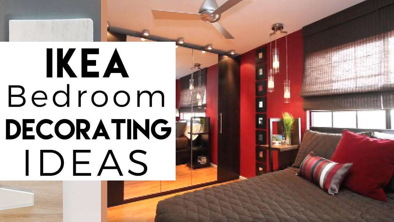 Robeson Design Interior Design, Best Ikea Bedroom Decorating Ideas - Youtube