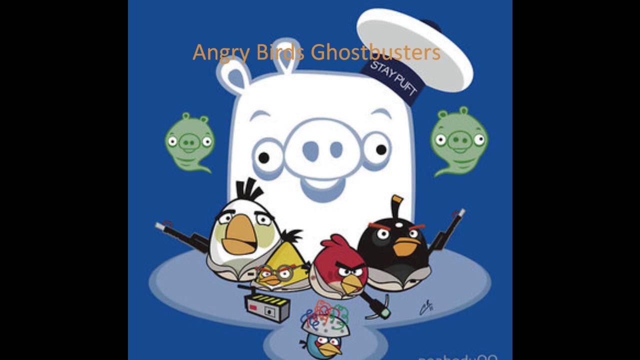 Fall Bird Wallpaper Angry Birds Ghostbusters Game Coming This Fall In 2014