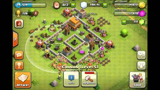 Best Clash of Clans Defense - Town Hall 4 Base Layout - YouTube