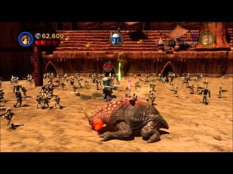 lego clone wars 501st legion iv confederacy strikes filmed in 2007 xem