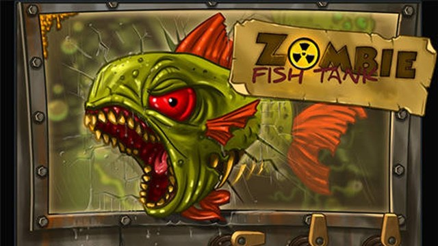 Fish tank games youtube zombie fish tank trailer youtube for Fish tank trailer