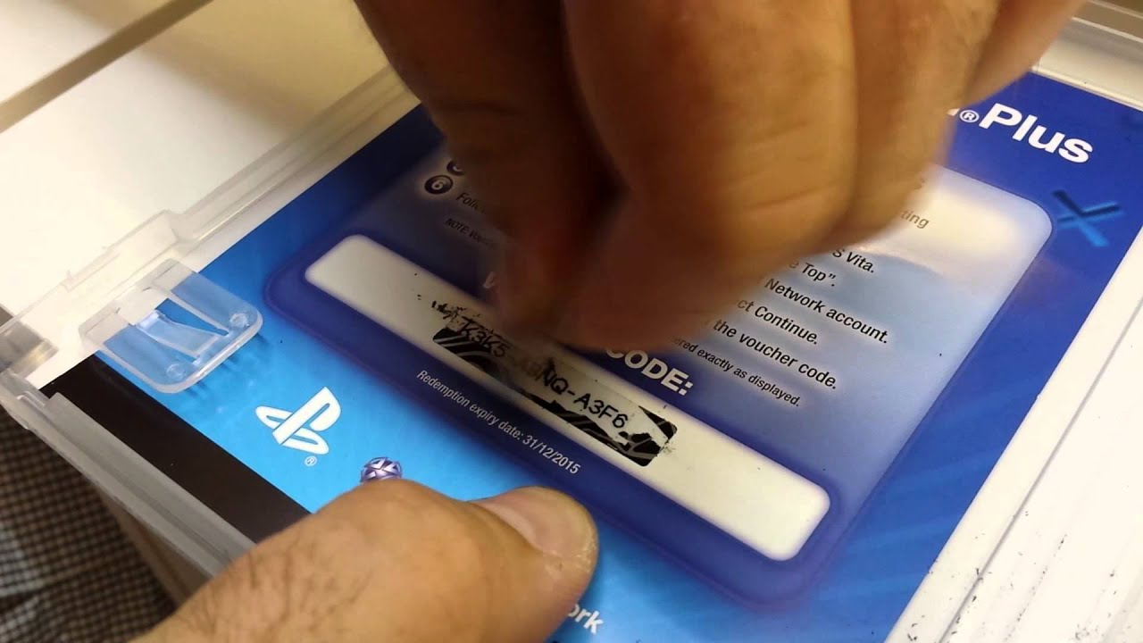 Ps4 Cadeaukaart Free Playstation Plus 90 Day Subscription Code - Youtube