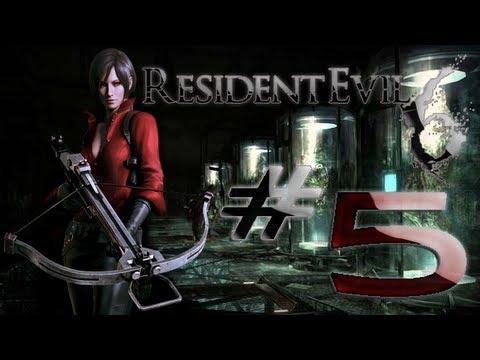 Resident Evil 6 Detonado (Walkthrough) Ada Wong Parte 5 FINAL HD