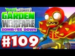 Plants vs. Zombies: Garden Warfare - Gameplay Walkthrough Part 109 ...