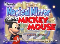 youtube video GameCube Longplay [007] Disney's Magical Mirror Starring ...