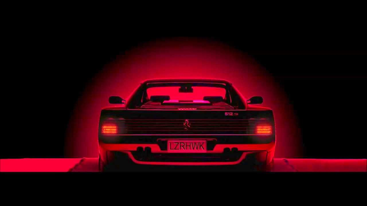 Hotline Miami Car Wallpaper Lazerhawk Redline Full Album Youtube