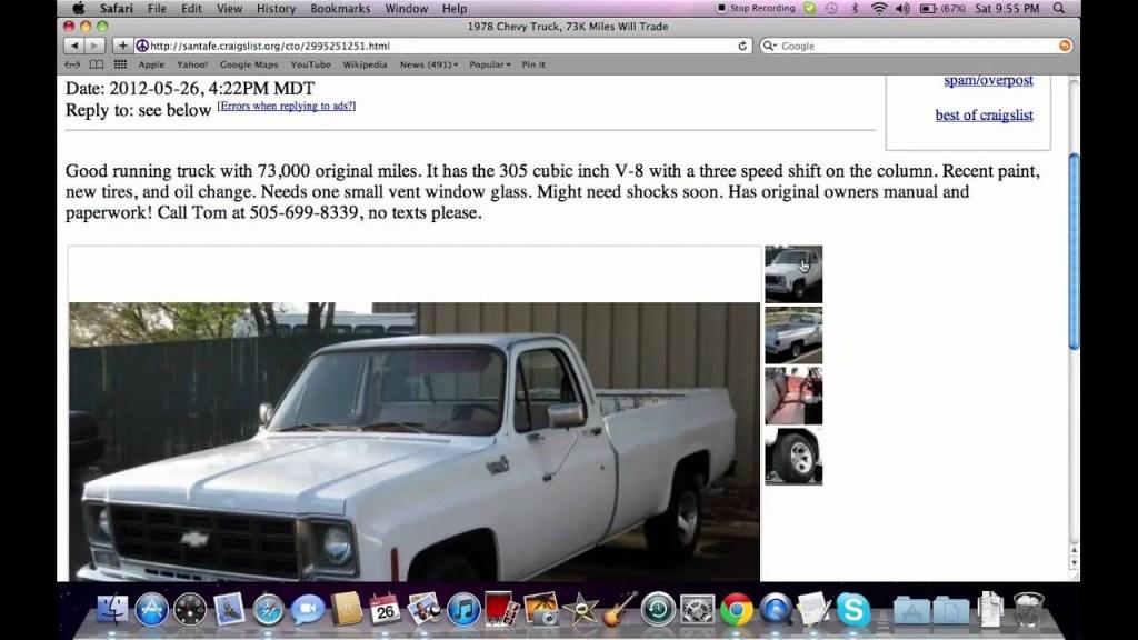 Craigslist Washington Dc Cars And Trucks >> Craigslist