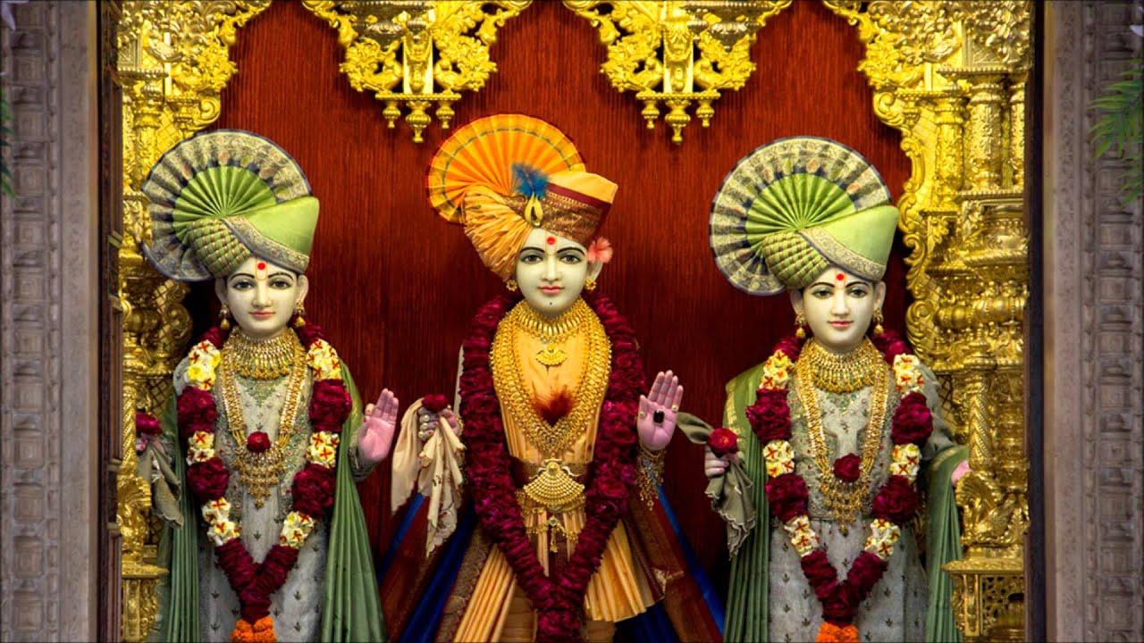 3d Hd Ganesh Wallpaper Baps Swaminarayan Dhun Youtube