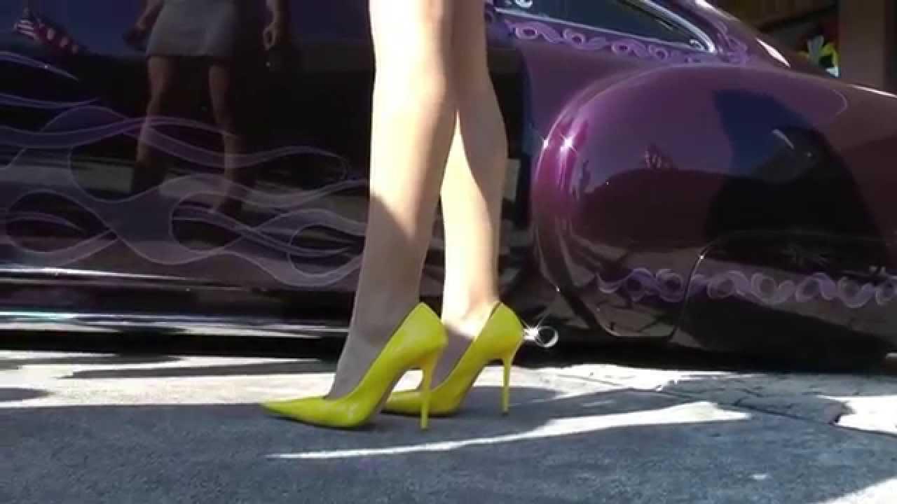 Lowrider Car Wallpaper High Heels To Hell Cars Legs Wheels Youtube