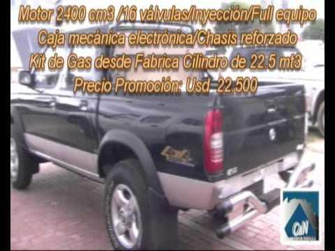 camioneta ZNA Doble Cabina 4x4 Modelo 2011 - YouTube