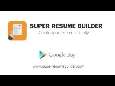 Free Professional Resume Builder, CV, Cover Letter 1327 Download - professional resume builder free