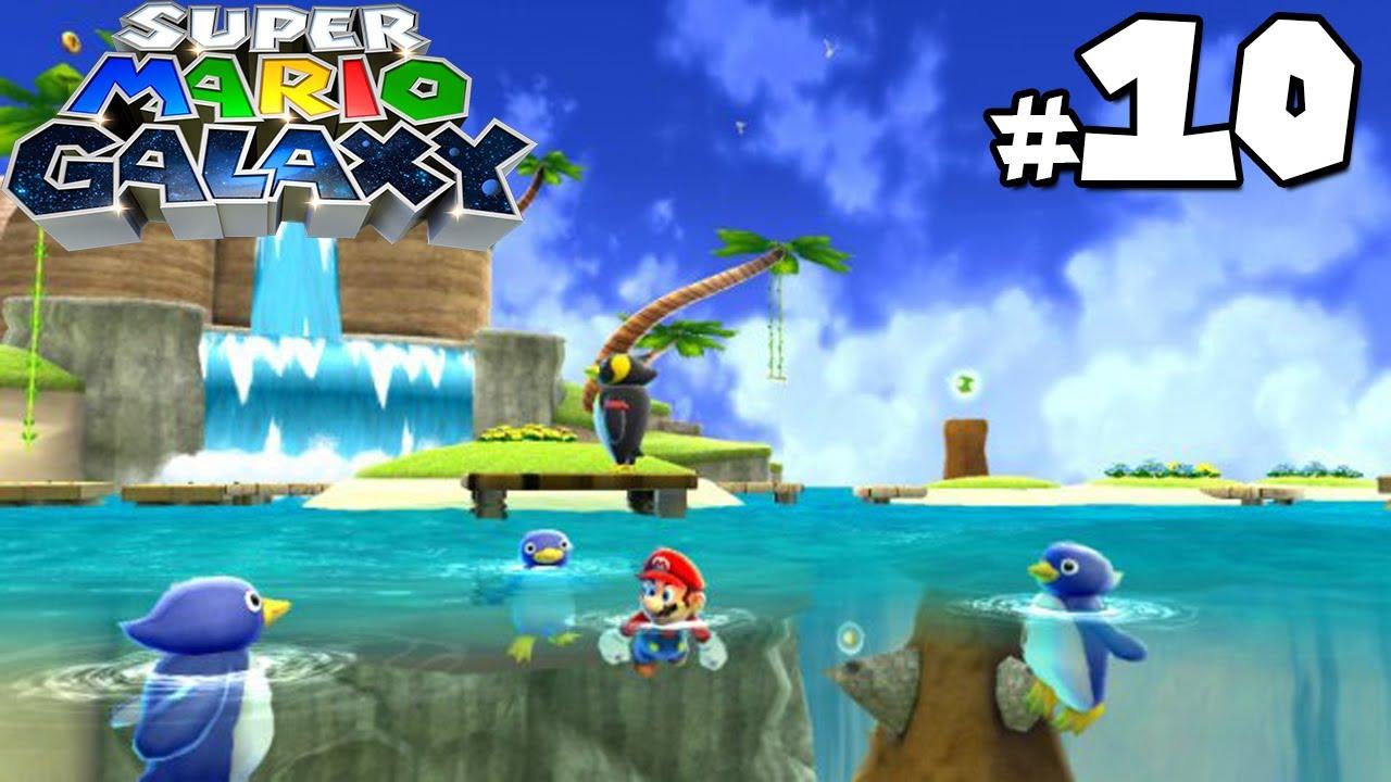 3d Wallpaper For Kitchen Super Mario Galaxy Gameplay Walkthrough Beach Bowl