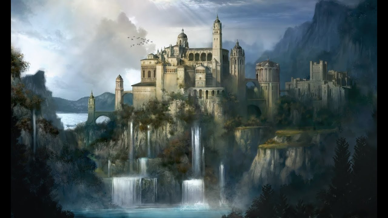 Cool Video Game Wallpapers Hd Medieval Castle Music King Arthur S Court Youtube