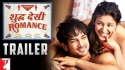 Video Shuddh Desi Romance Official Theatrical Trailer (with