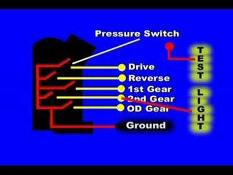 93 Buick Lesabre Fuse Box Transmission Range Or Neutral Switch Youtube