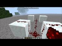 Minecraft Snowball Machine Tutorial - YouTube