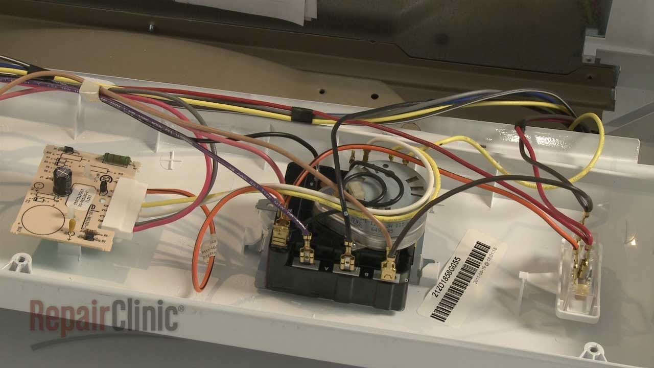 ge dryer timer wiring diagram