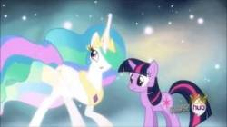 Video Twilight Sparkle Becomes An Alicorn Princess