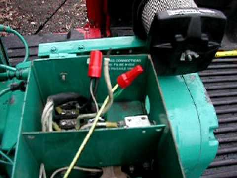 For Battery S For 36 Volt Wiring Diagrams Onan 4 0 Rv Genset Generator Youtube