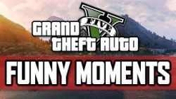GTA 5 Online Funny Moments #2 with KSI, AA9, Zerkaa & Simon (GTA V)