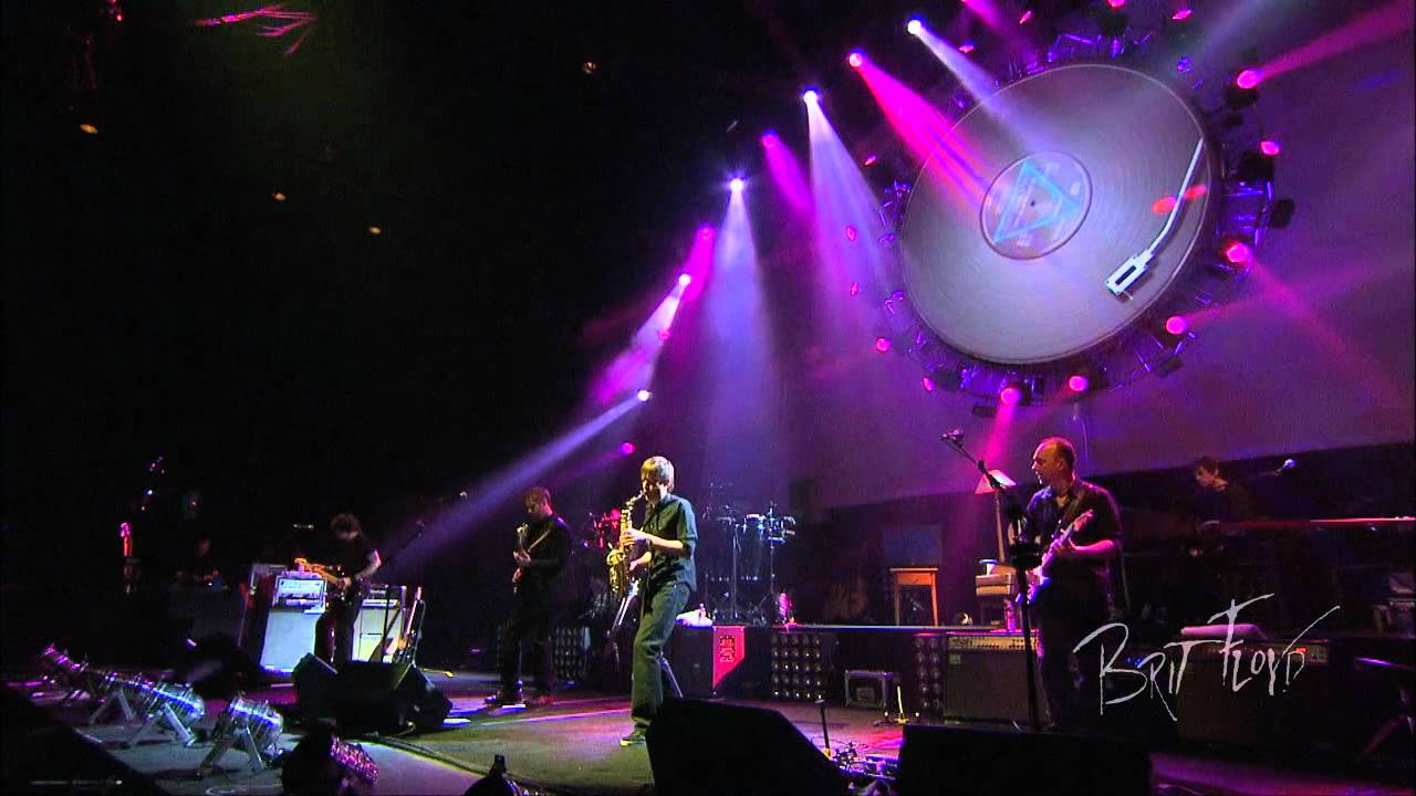"Echo Show ""money"" Performed By Brit Floyd - The Pink Floyd Tribute"