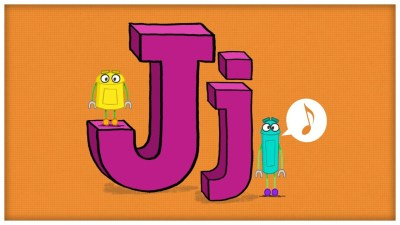 ABC Song: The Letter J,