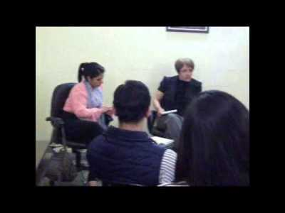 Coffee with Judge Najla Ayubi-1 : Changing Afghanistan
