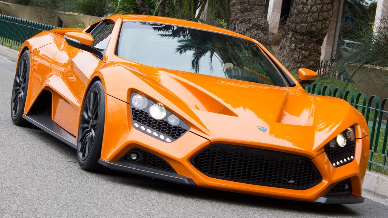 Gta San Andreas Wallpaper Hd Zenvo St1 1100 Hp Sound Walkaround And Driving In