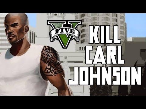 Easter Wallpaper Hd Gta V Kill Carl Johnson Secret Mission Youtube