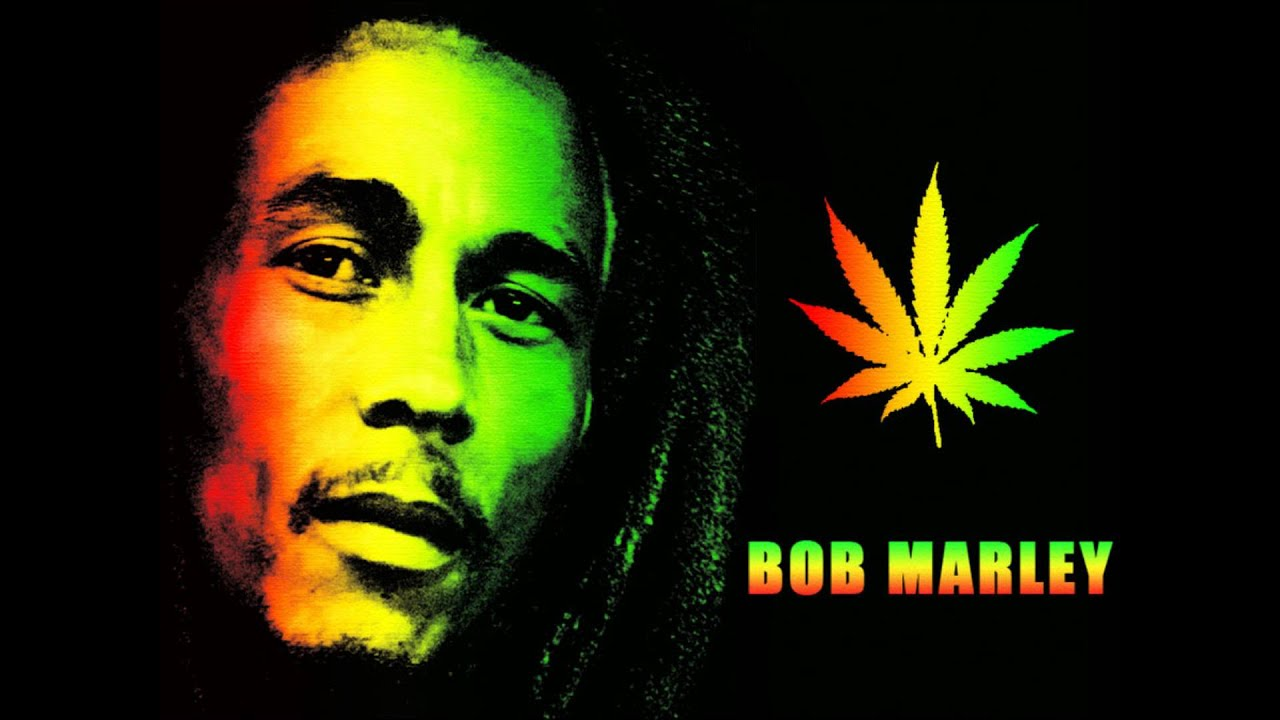 Ganja Wallpaper 3d Bob Marley I Smoke Two Joints Youtube