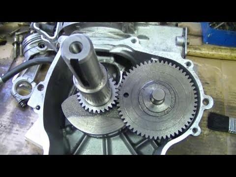 110 Schematic Wiring Instruction Crankshaft Amp Camshaft Timing Marks On Tecumseh Engines