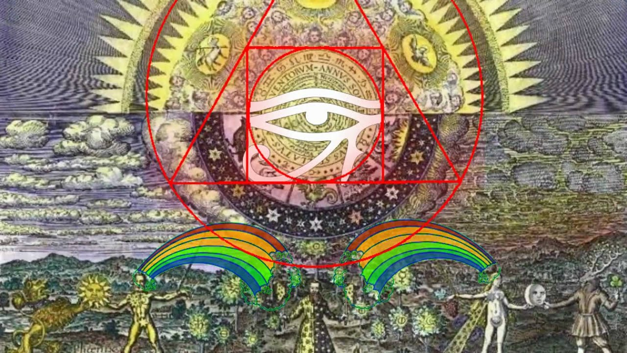 Psychedelic Wallpaper Hd Hermeticism Youtube