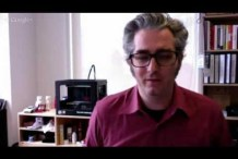 Makerbot's Bre Pettis Chats with MAKE's Mark Frauenfelder