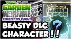 Plants vs. Zombies Garden Warfare - BRAND NEW DLC CHARACTER!! THE ...