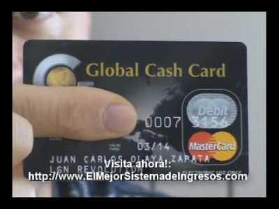 LGN prosperity en español Global Cash card para cobrar tus comisiomes - YouTube