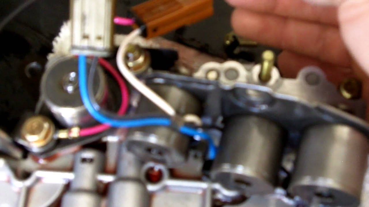 04 Chevy Truck Wiring Diagram Solenoid Testing Mov Youtube