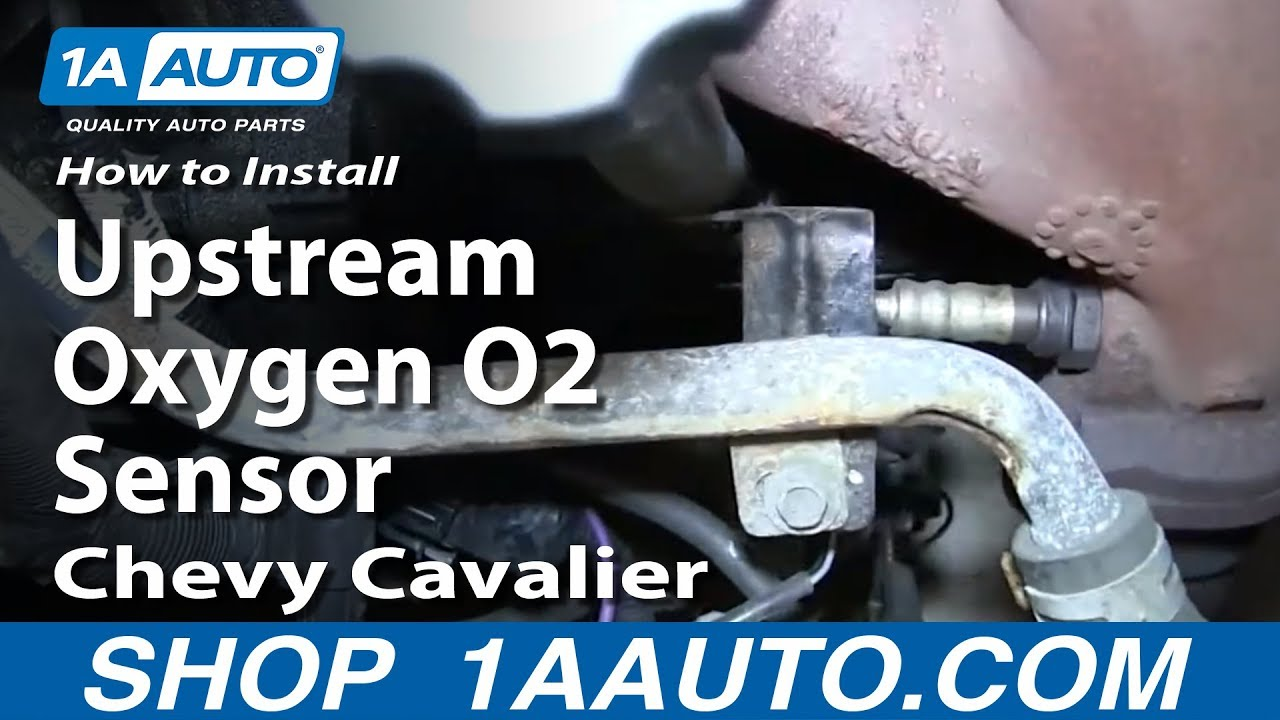 For A Chrysler 300 Front Fuse Box How To Install Replace Front Upstream Oxygen O2 Sensor
