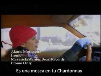 Alanis Morissette Ironic Subtitulos en Español - YouTube