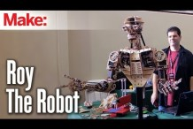 Comedians Jobs Safe from Robots forNow
