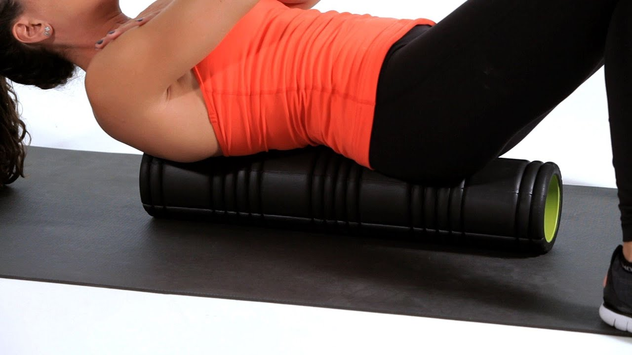 How to Foam Roll Your Back