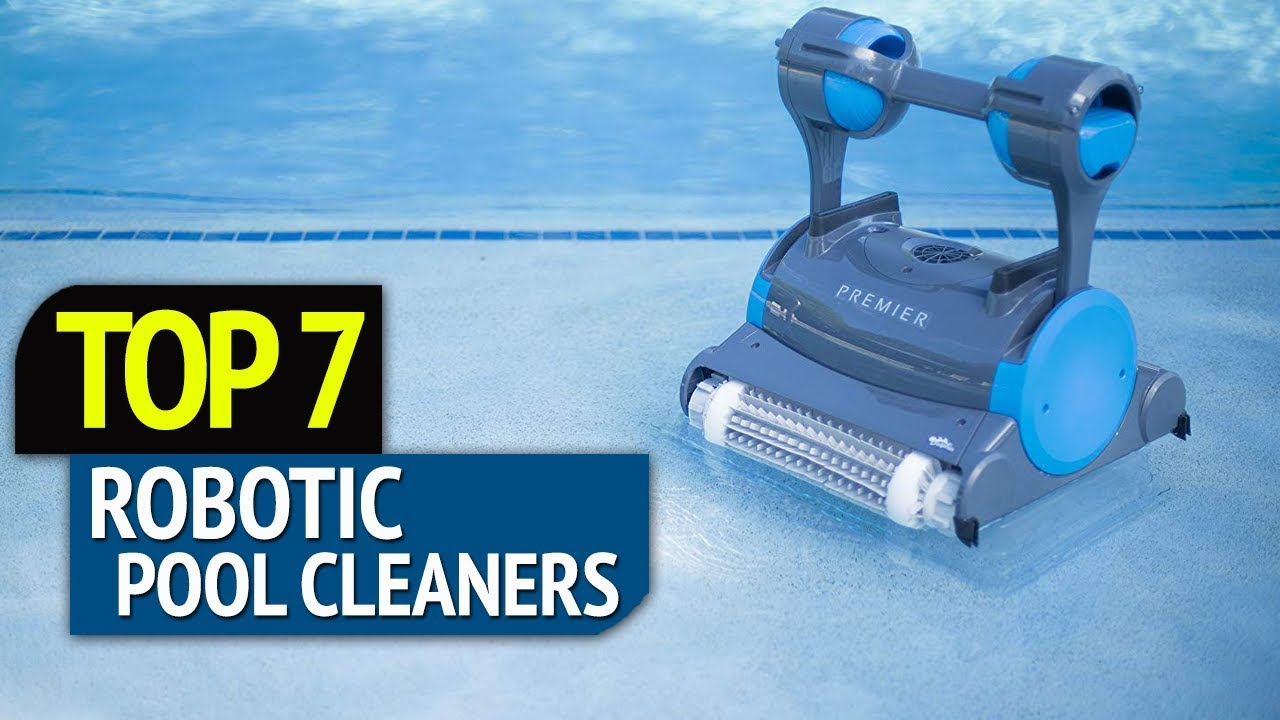 Bodensauger Pool Dolphin Top 7 Best Robotic Pool Cleaners
